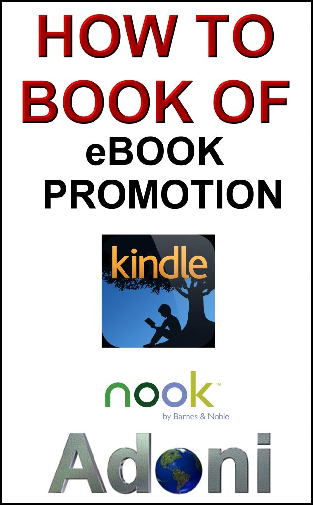How to Book of eBook Promotion