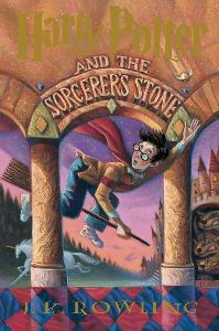 Harry Potter Series Book Cover