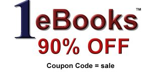 90% Off Coupon eBooks