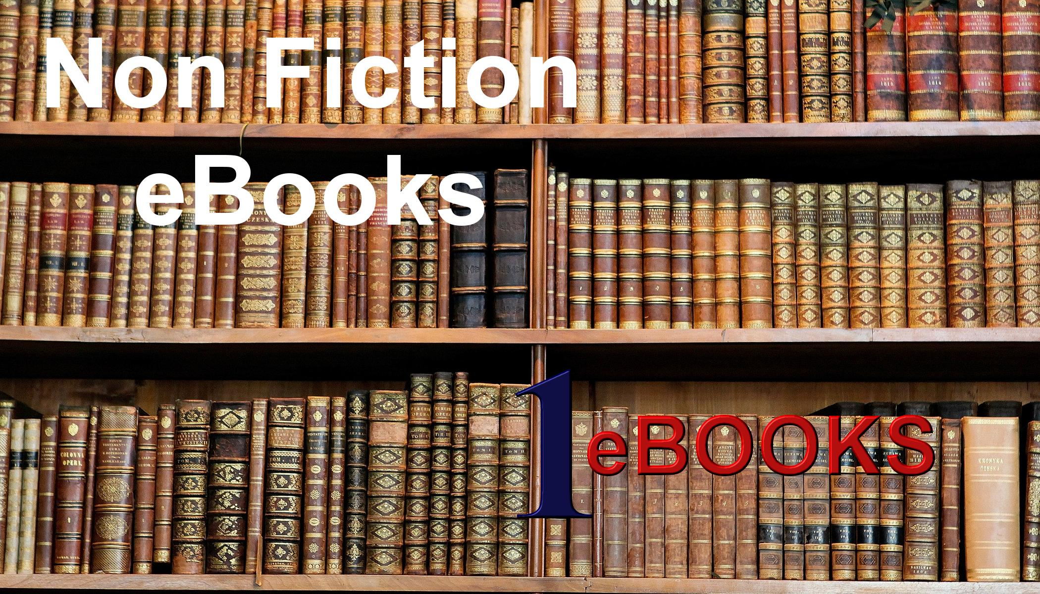 Non Fiction eBooks