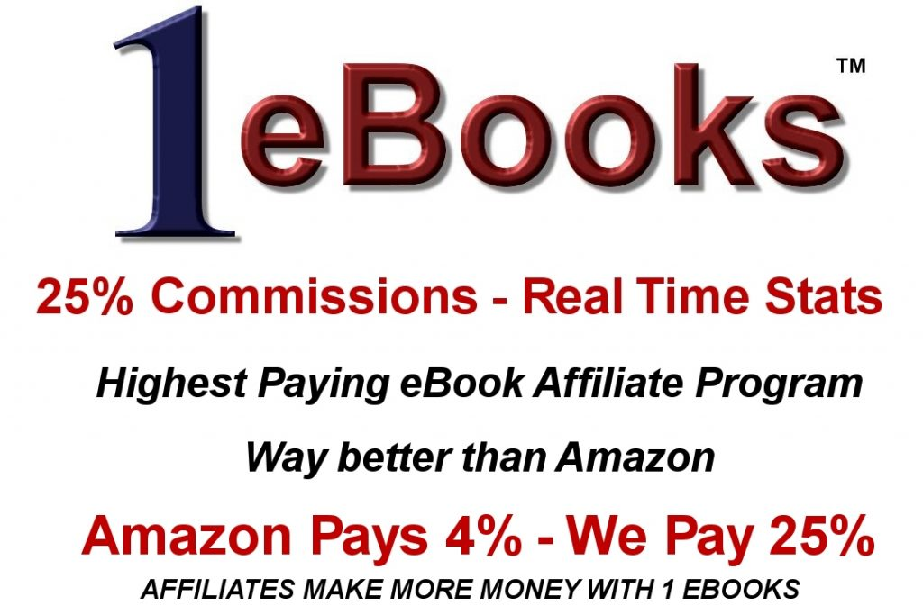 1 eBooks Affiliate Program