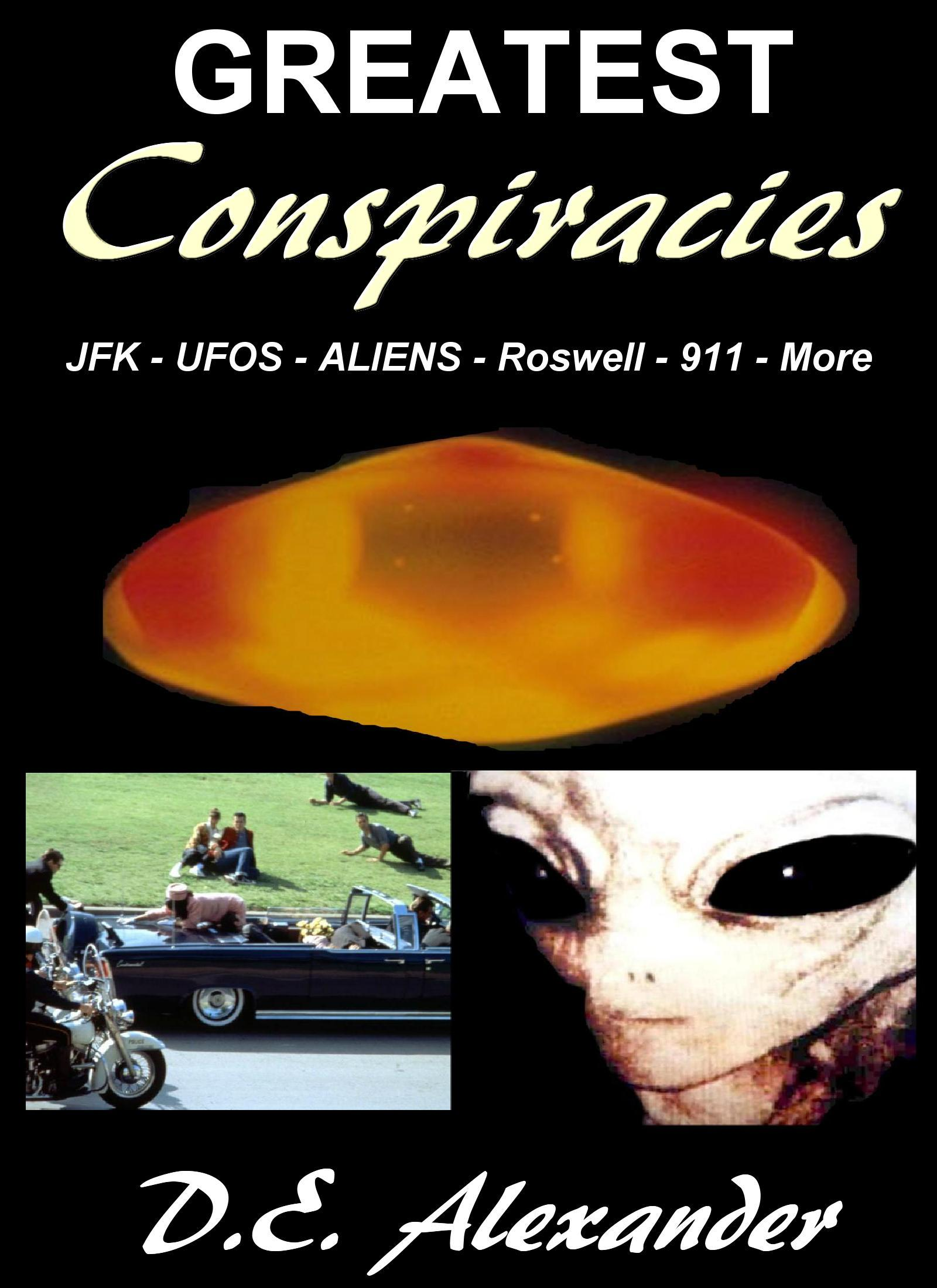 Greatest Conspiracies