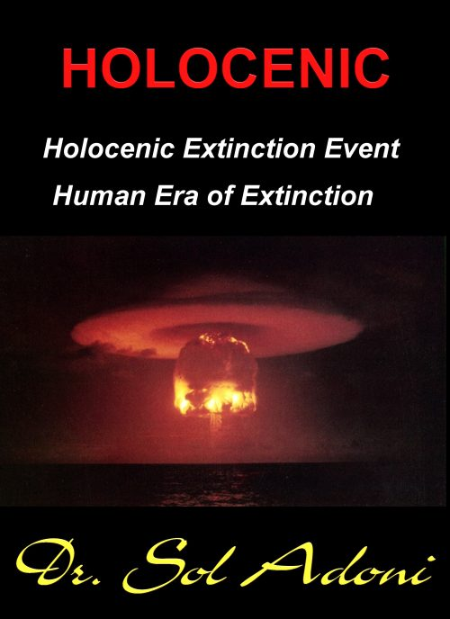 Holocenic Extinction